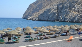 Δήμος Θήρας: Εκδήλωση Ενδιαφέροντος για  μίσθωση τμήματος αιγιαλού και παραλίας