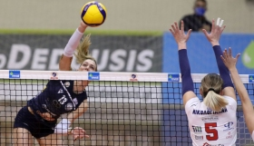 Volley League Γυναικών: Την επιστροφή στις νίκες επιδιώκει ο Α.Ο. Θήρας σήμερα με Ηλυσιακό