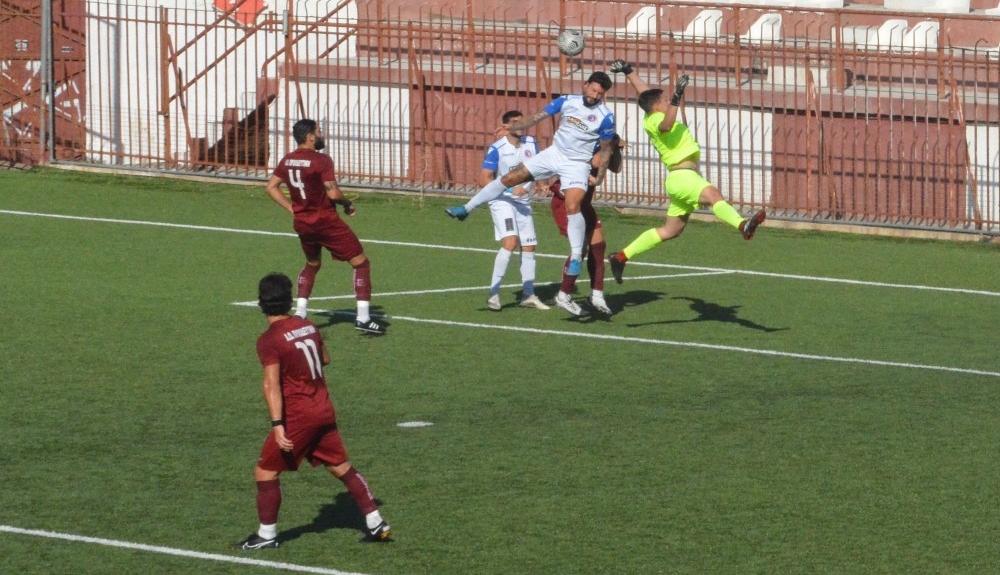 Μπλόκο στον Κορύδαλλο, 2-0 η Προοδευτική άφησε εκτός Κυπέλλου την Σαντορίνη(3)